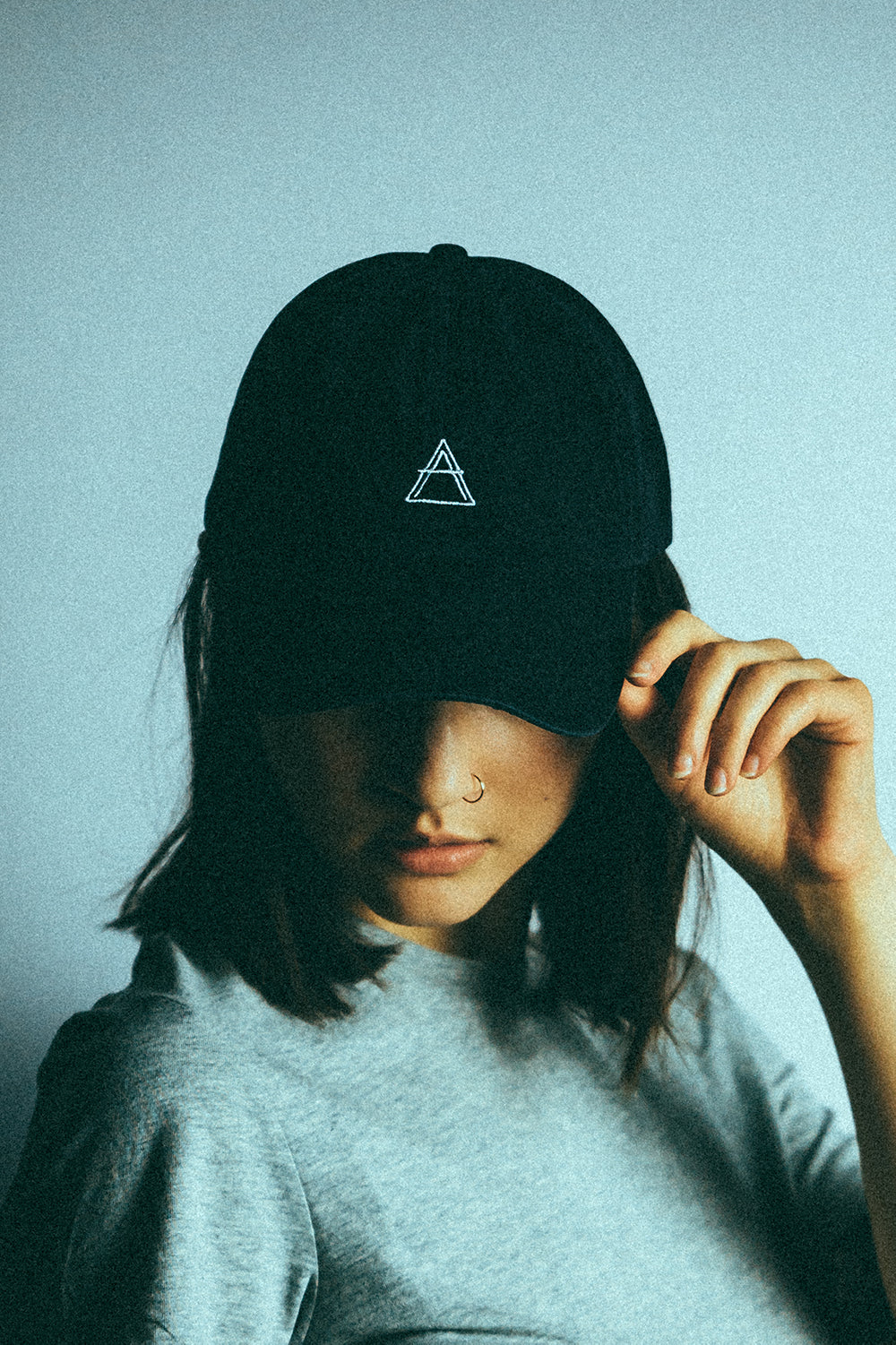 Anthem Logo Dad Hat  - Black
