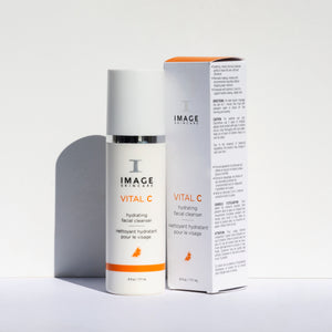 NEW Vital C Hydrating Facial Cleanser