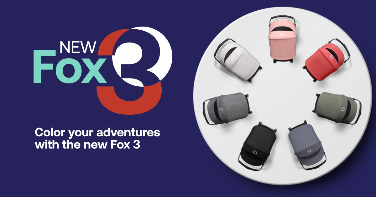 Fox2 complete stroller packages