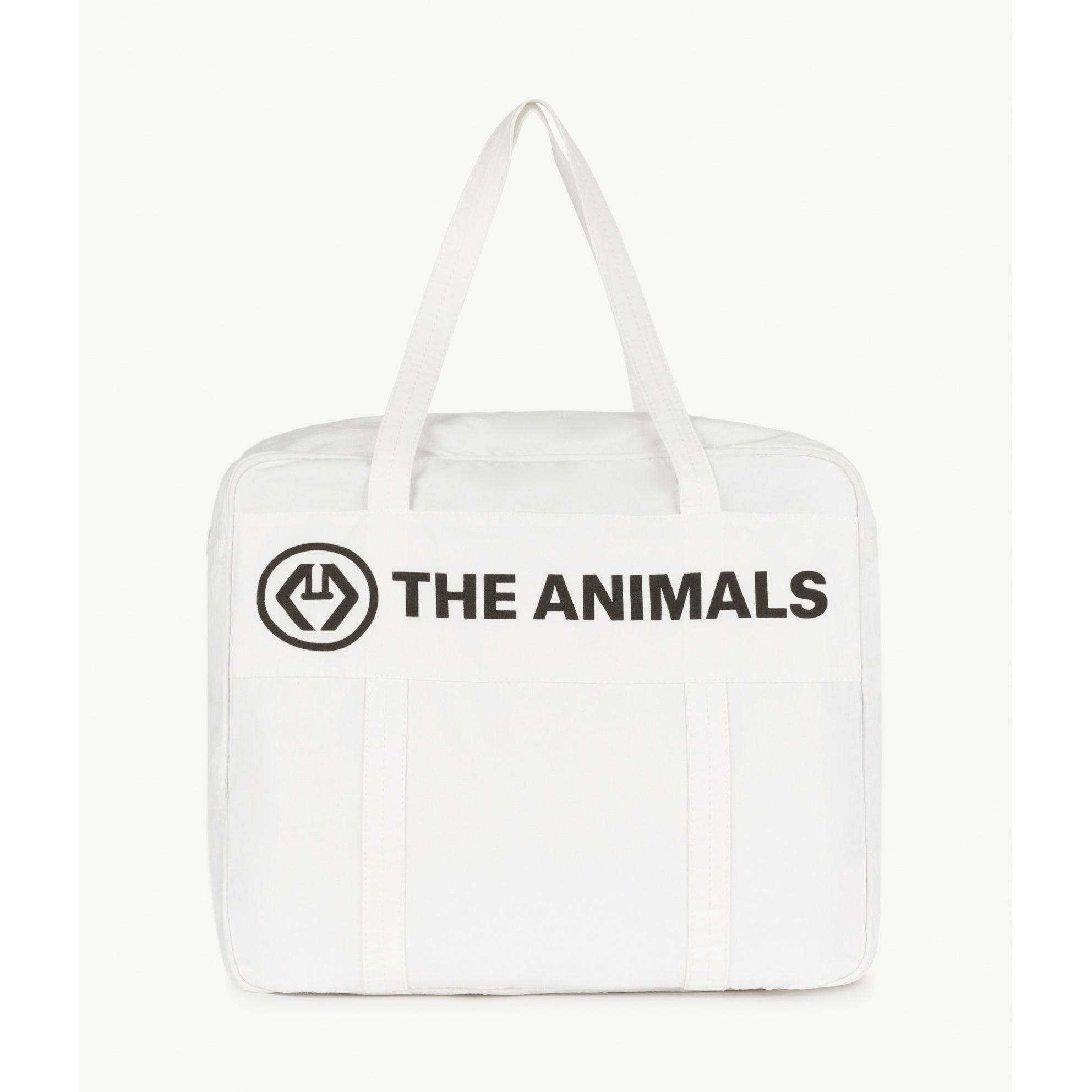 The Animals Observatory travel bag laukku, white the animals