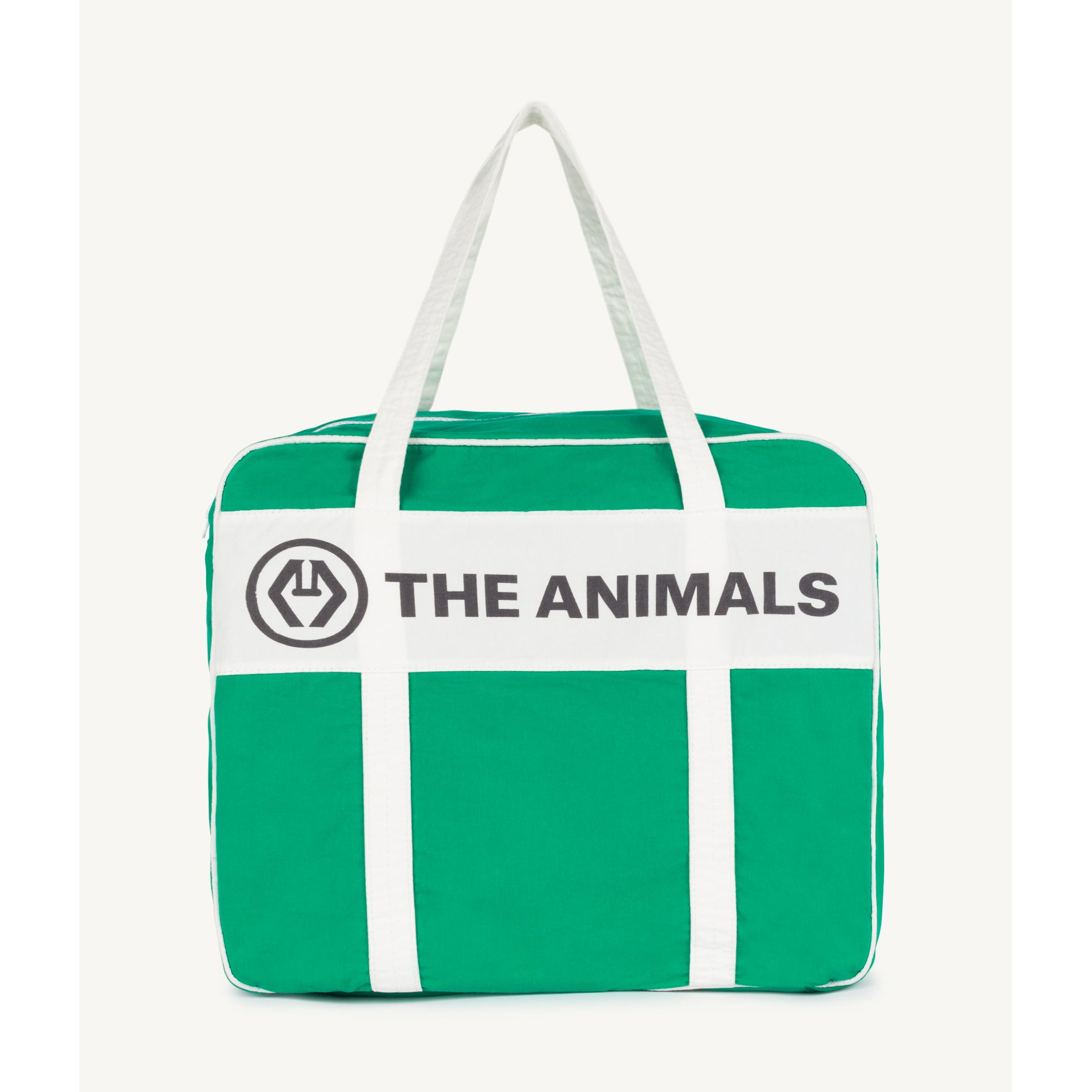 The Animals Observatory travel bag laukku, green the animals