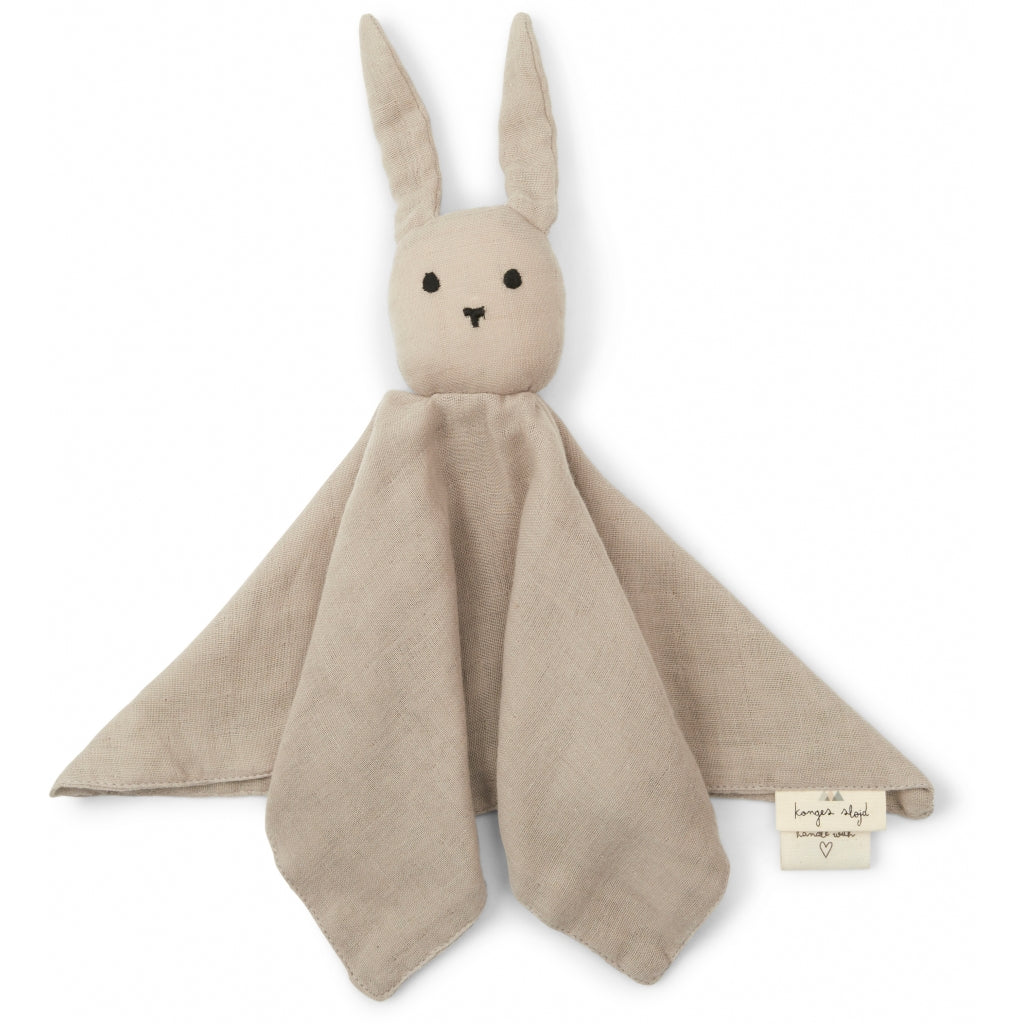 Konges Slojd sleepy rabbit harso, dark clay