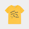Bobo Choses dance company tee, spectra yellow