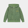 Bobo Choses all over leopard huppari, aspen green