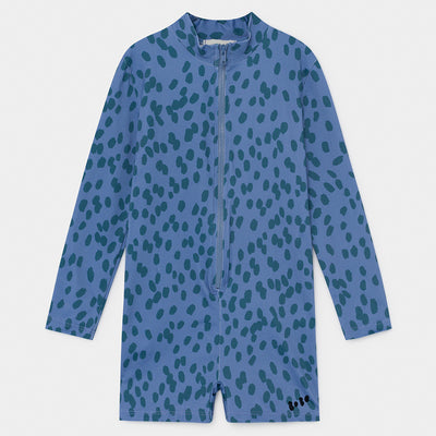 Bobo Choses animal print uimapuku, stonewash