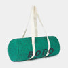 Bobo Choses all over leopard sport bag kassi, cadmium green