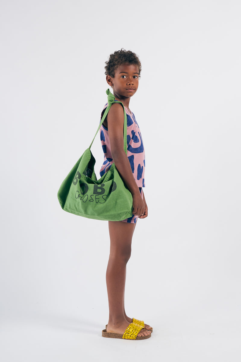 Bobo Choses bobo tote bag kassi, aspen green