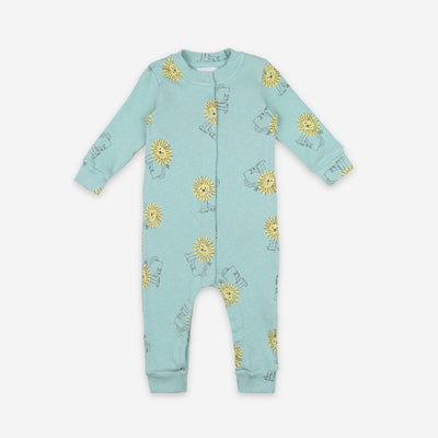 Bobo Choses pet a lion rib kokopuku, gossamer green