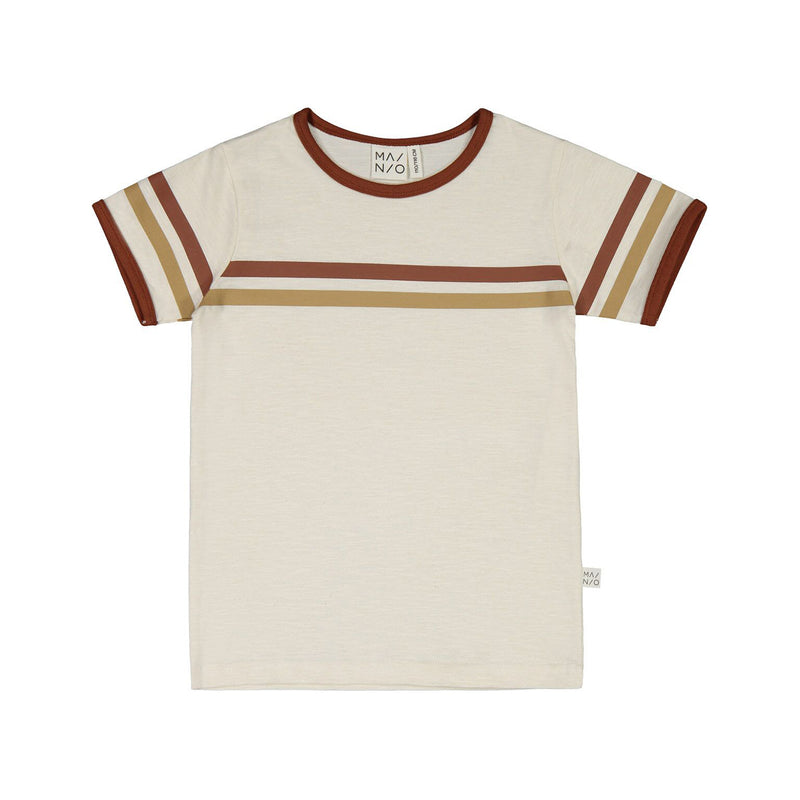 Mainio sporty tee, off white