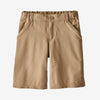 Patagonia boys' sunrise trail shortsit, mojave khaki