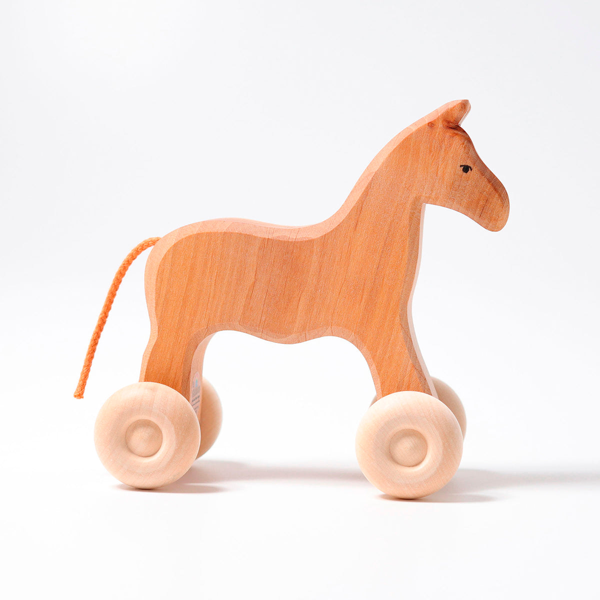 Grimm's horse willy, wood