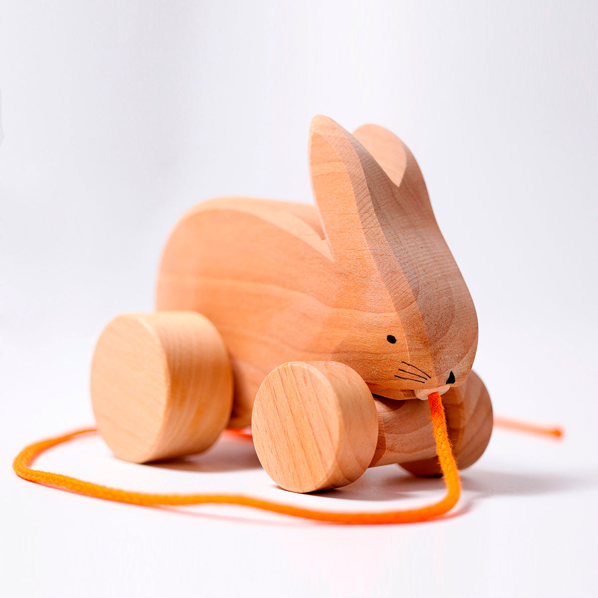 Grimm's bobbing rabbit hans, wood