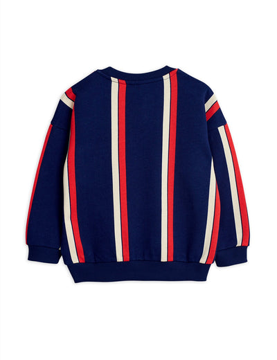 Mini Rodini stripe svetari, blue