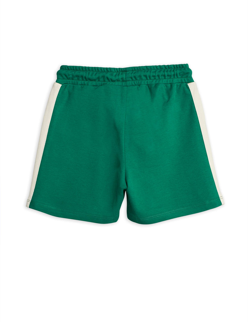 Mini Rodini rugby shortsit, green