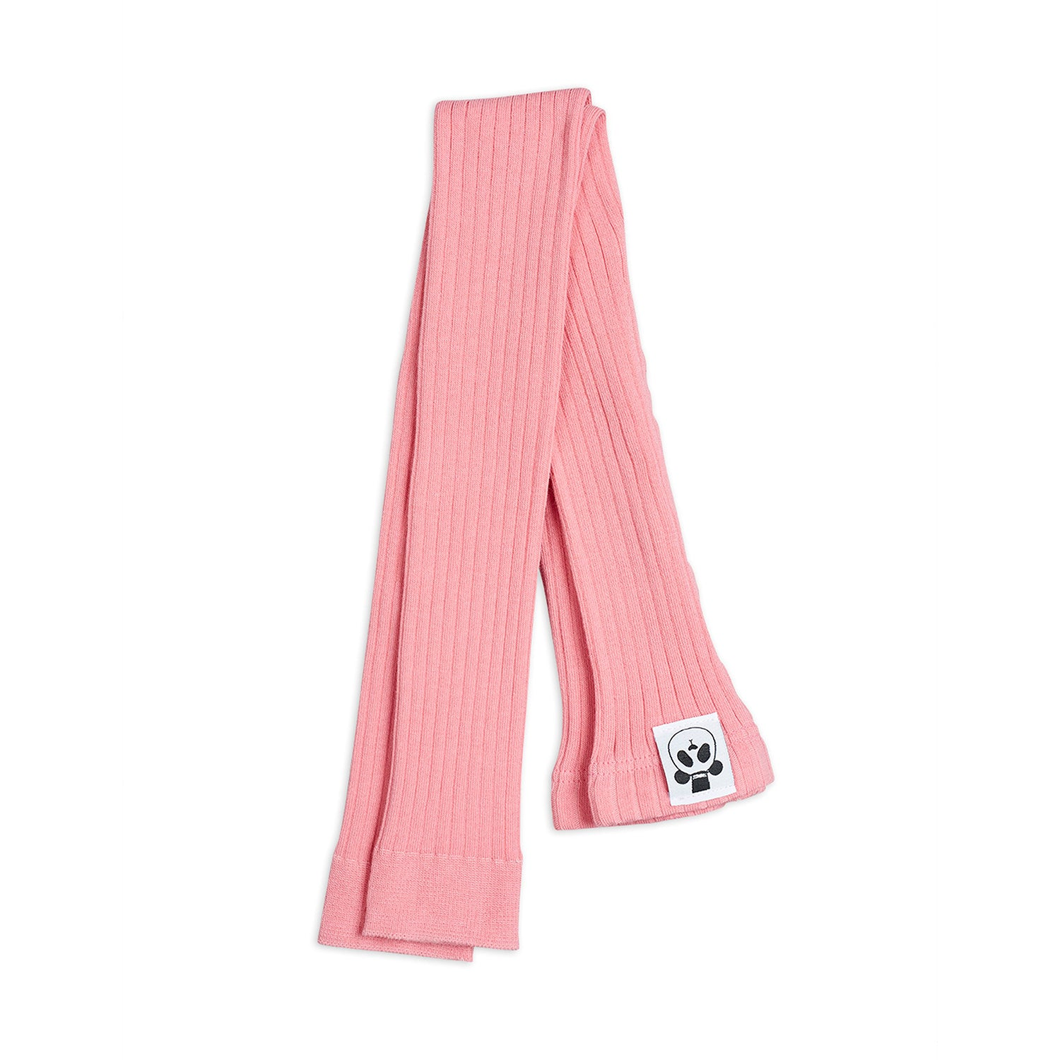 Mini Rodini ribbed leggarit, pink