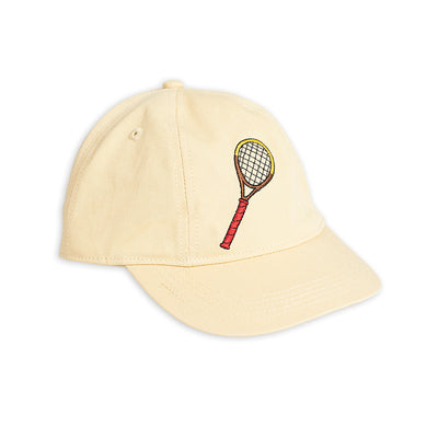 Mini Rodini tennis lippis, yellow