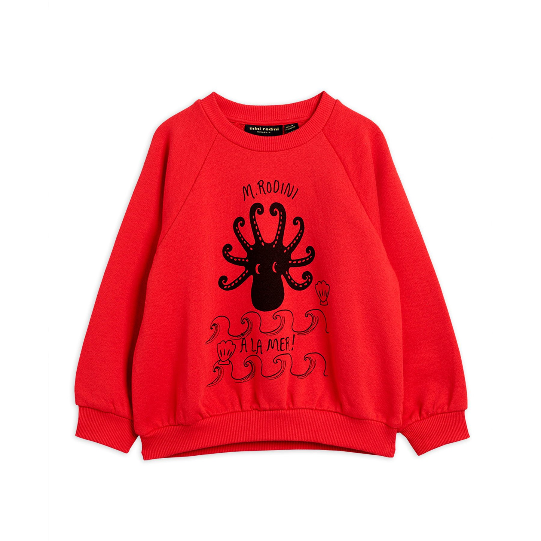 Mini Rodini octopus svetari, red