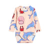 Mini Rodini dolphin body, multi