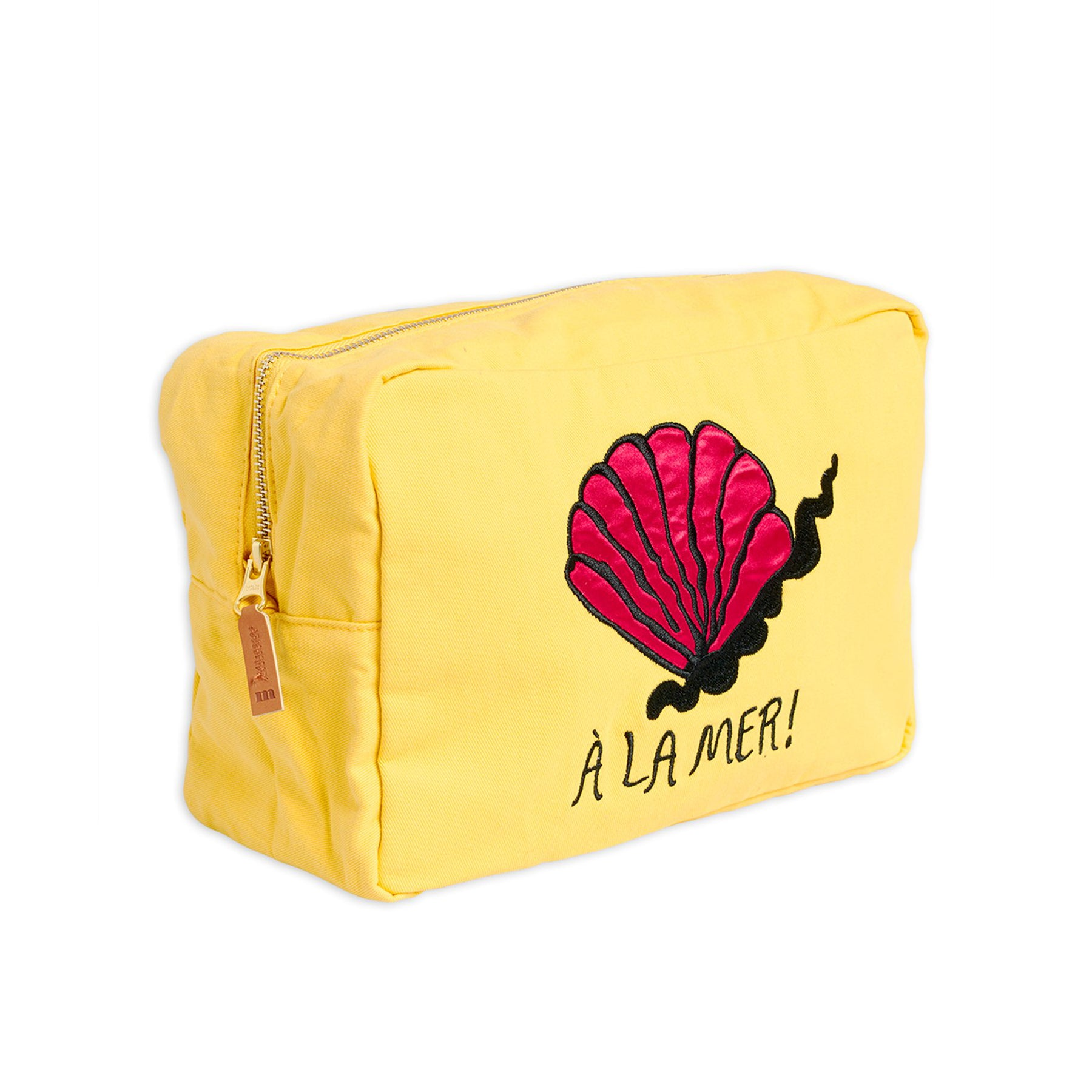 Mini Rodini a la mer carry all laukku, yellow
