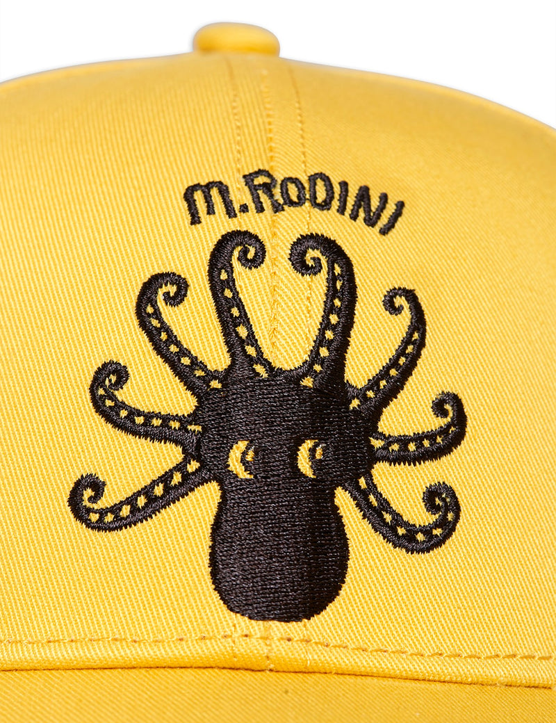 Mini Rodini octopus lippis, yellow