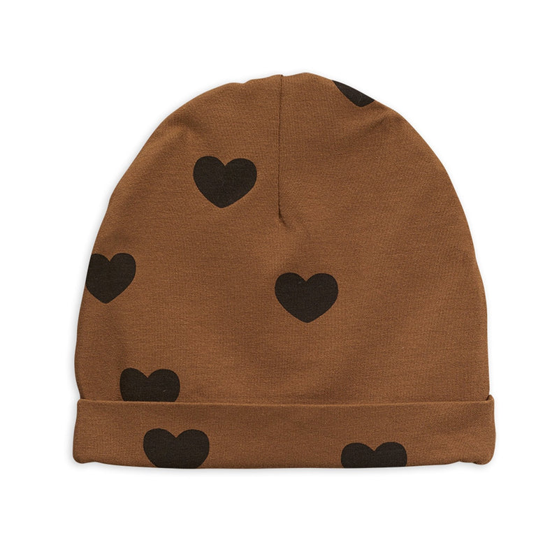Mini Rodini hearts pipo, brown