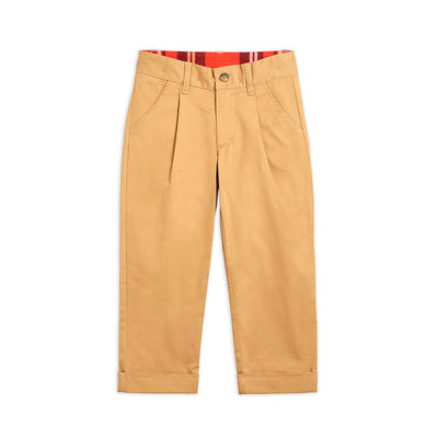 Mini Rodini twill chinot, beige