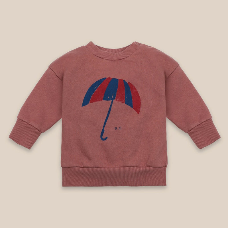 Bobo Choses umbrella baby svetari, mahogany