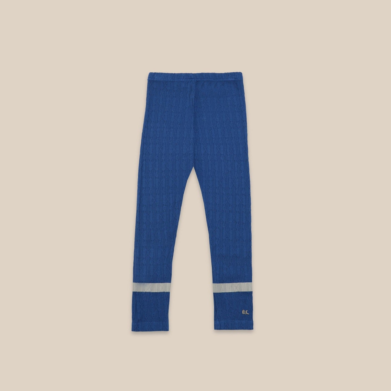 Bobo Choses bi color leggarit, electric blue