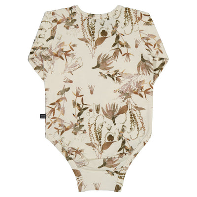 Kaiko dried botany body, offwhite