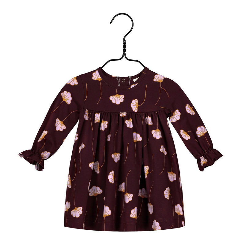 Mainio plum baby mekko, fig