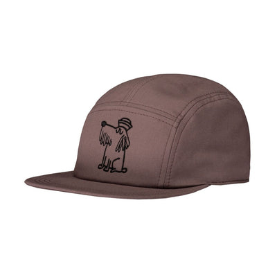 Mainio friend of the sea 5-panel lippis, taupe