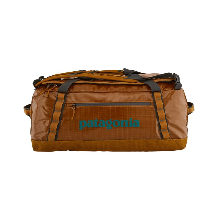 Patagonia black hole duffel kassi 55 L, hammonds gold