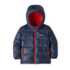 Patagonia baby high-loft untuvatakki, new navy