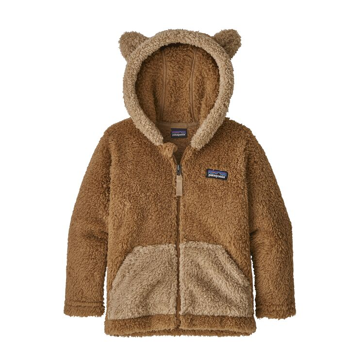 Patagonia baby furry friends huppari, beech brown