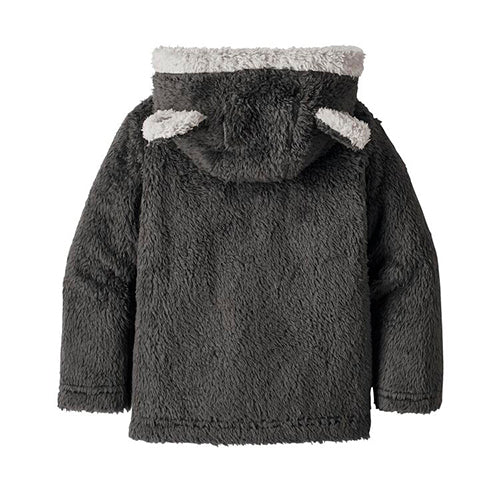 Patagonia baby furry friends huppari, forge grey