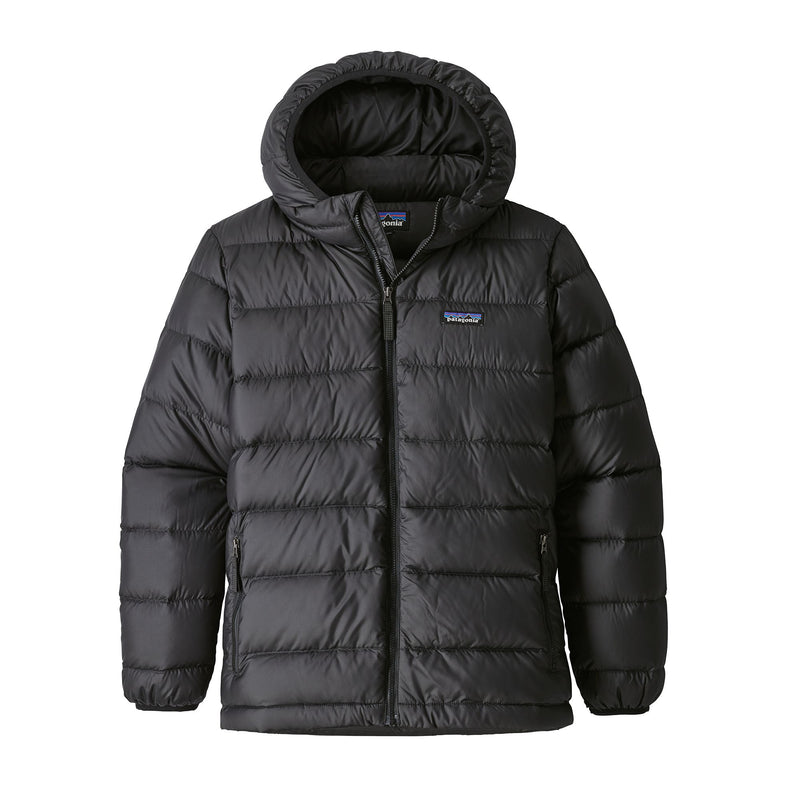 Patagonia boy´s high-loft untuvatakki, black