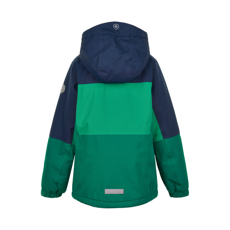 Color Kids toppatakki, golf green