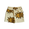 One day parade big sun bermuda shortsit, green