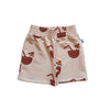 One day parade coconut bermuda shortsit, beige