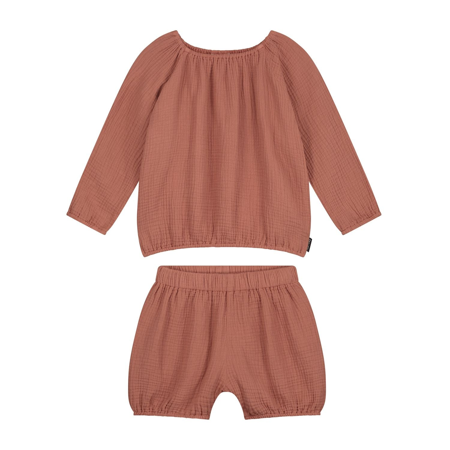 Daily Brat comfy set, summer cinnamon