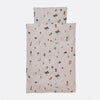 Ferm Living fruiticana junior lakanat, warm grey