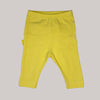 Re-wear : Metsola frilla leggarit, yellow | 50/56cm