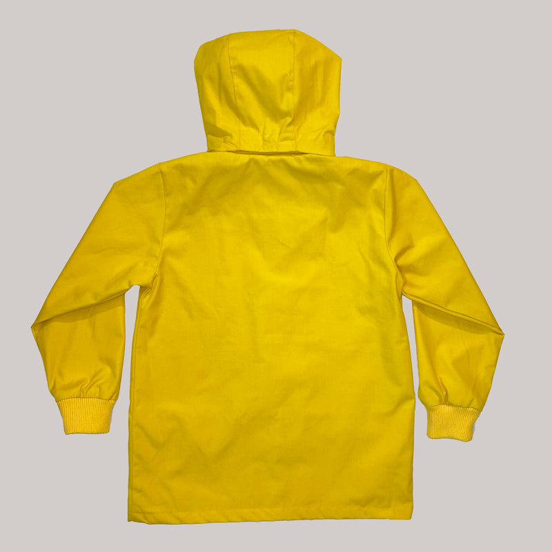Re-wear : Mini Rodini pico takki, yellow | 128/134cm