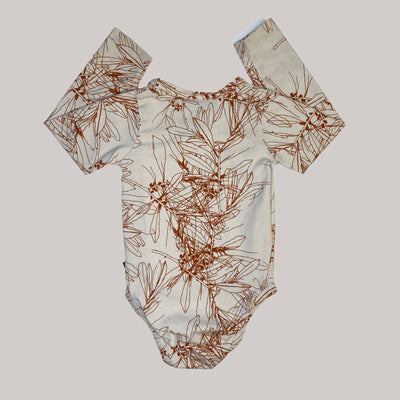 Re-wear : Kaiko body, off white | 86/92cm