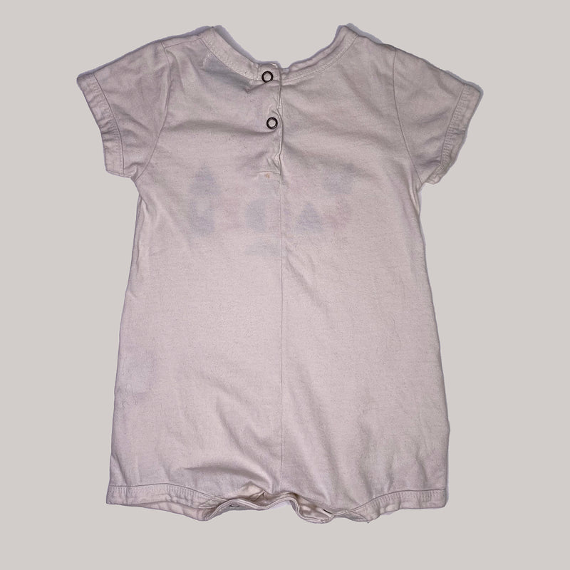 Re-wear : Bobo Choses to make a garden body, off white | 6-12kk