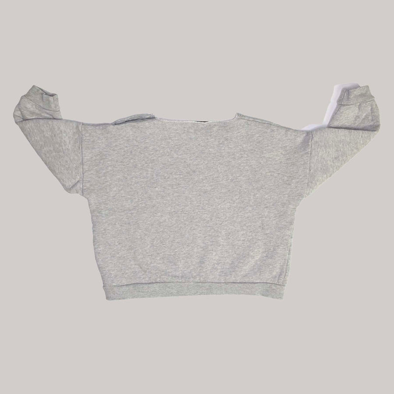 Re-wear : Bobo Choses loup de mer college, grey  | 90cm