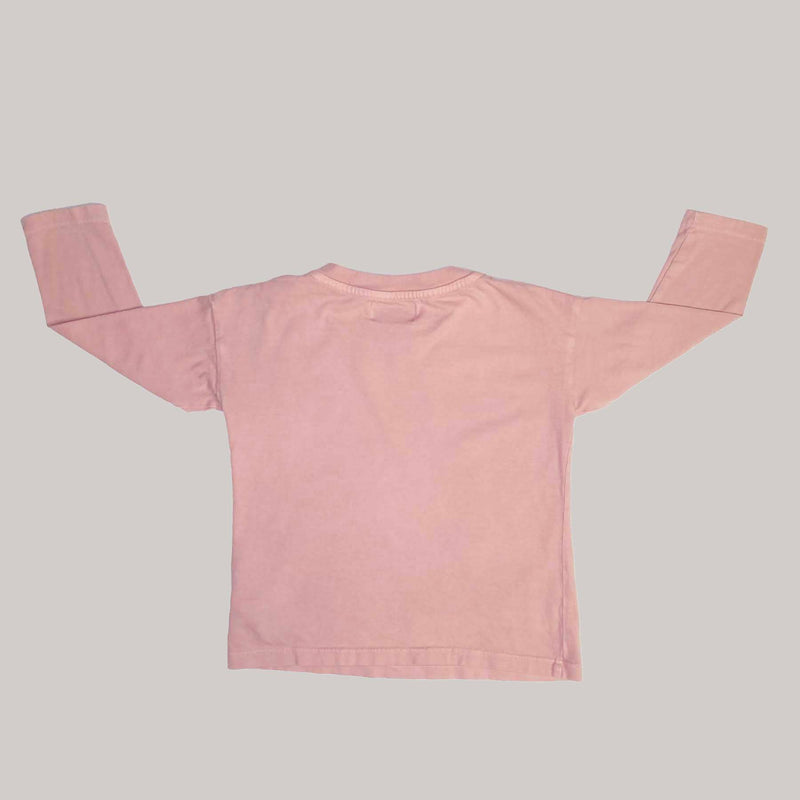 Re-wear : Bobo Choses hand paita, pink  | 86cm