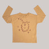 Re-wear : Bobo Choses bear paita, beige  | 122cm