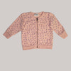 Re-wear : Bobo Choses stars collegetakki, light pink  | 86cm