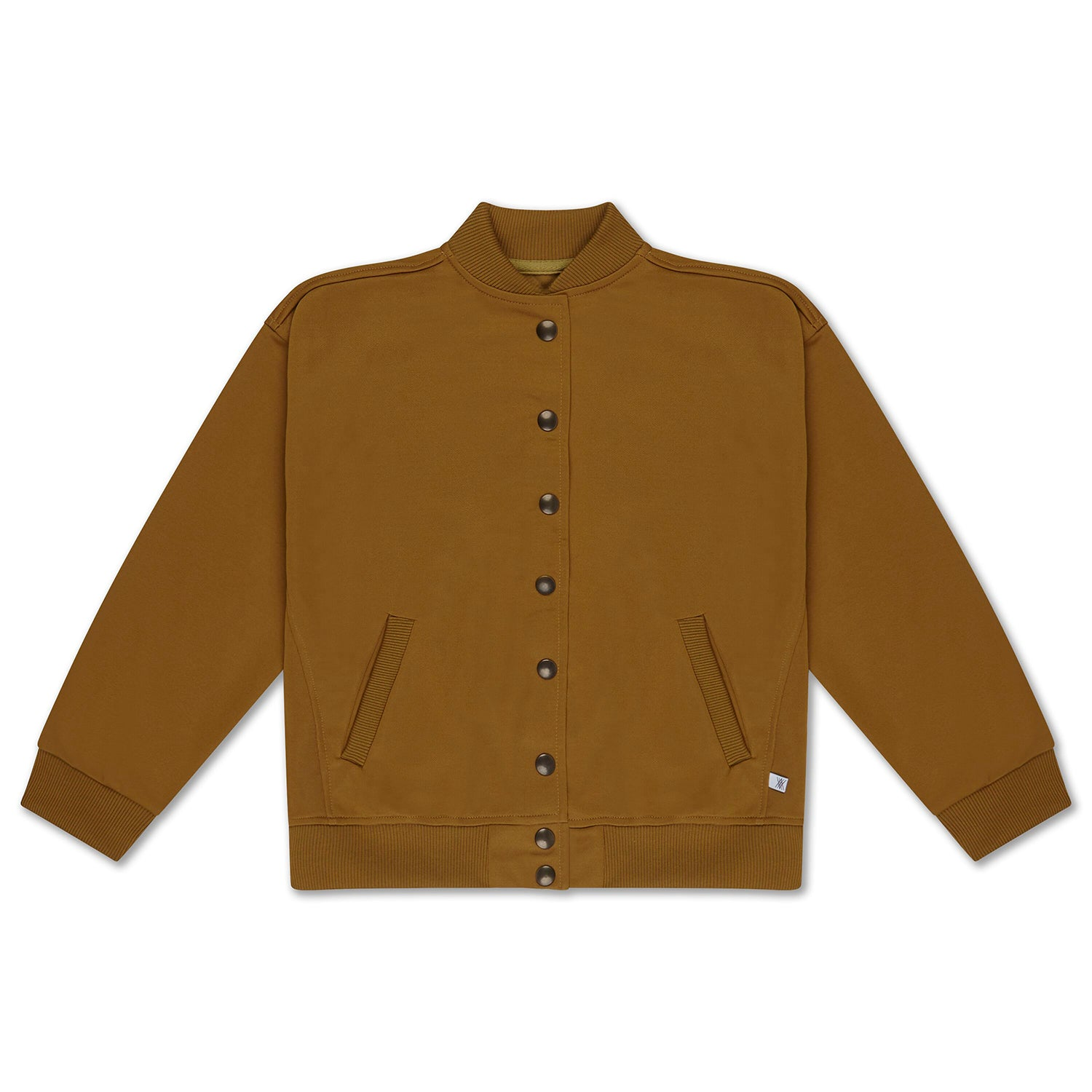 Repose AMS track bomber, khaki golden green